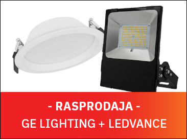 [rasprodaja] Downlight LED svjetiljke i reflektori LED