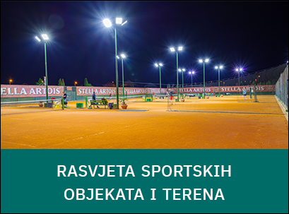 [predstavljamo] Rasvjeta sportskih terena i objekata