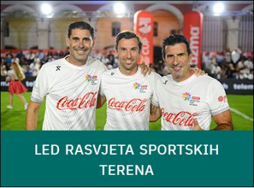 [reference] LED rasvjeta sportskih terena i objekata