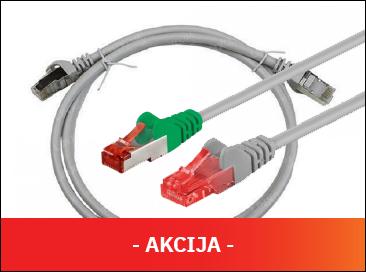 [akcija] Prespojni informatički kabeli  CAT. 6