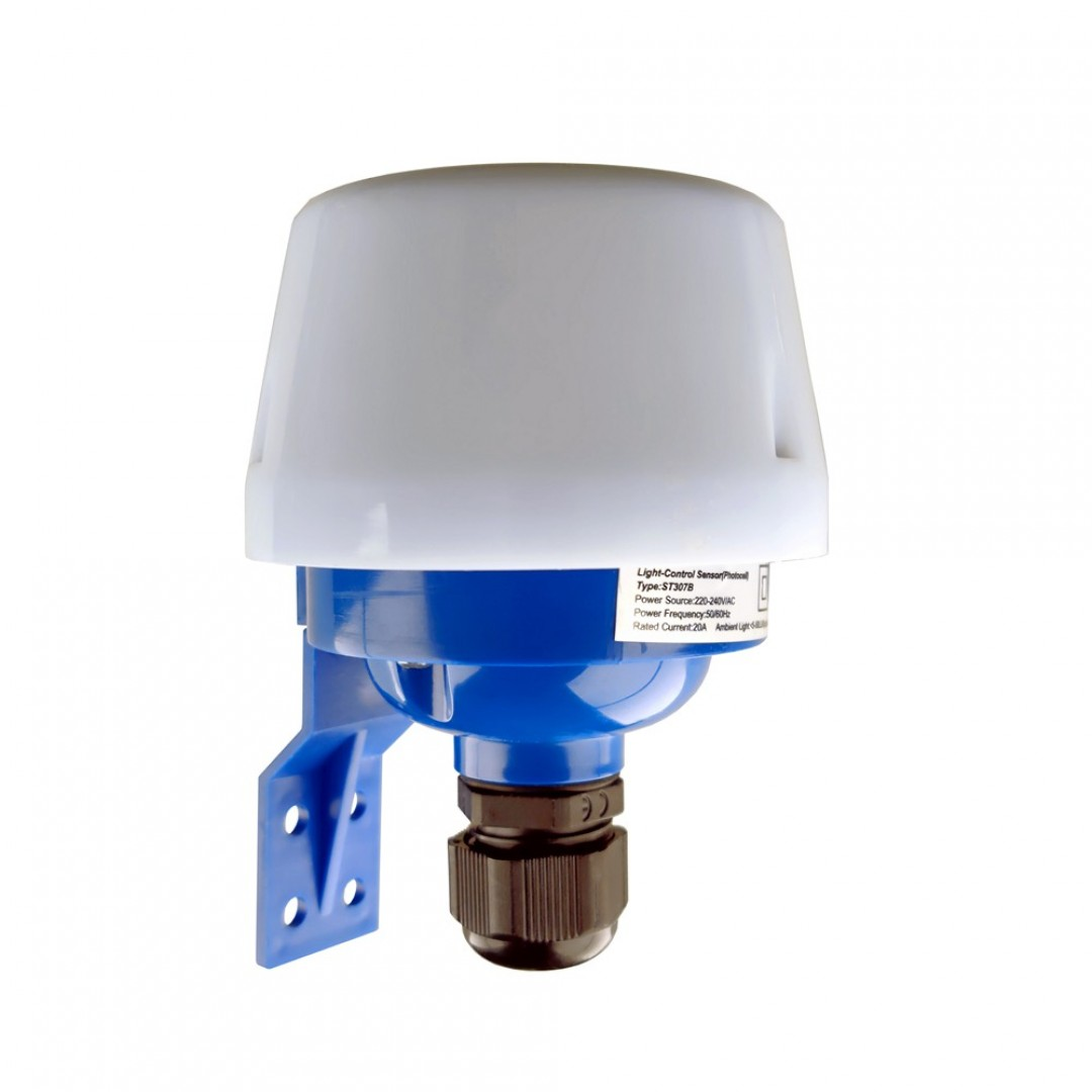 LUXOMAT <5-50LUX - 20A - ( KAO LM10D / LM10RC) - IP44 - SPECTRO