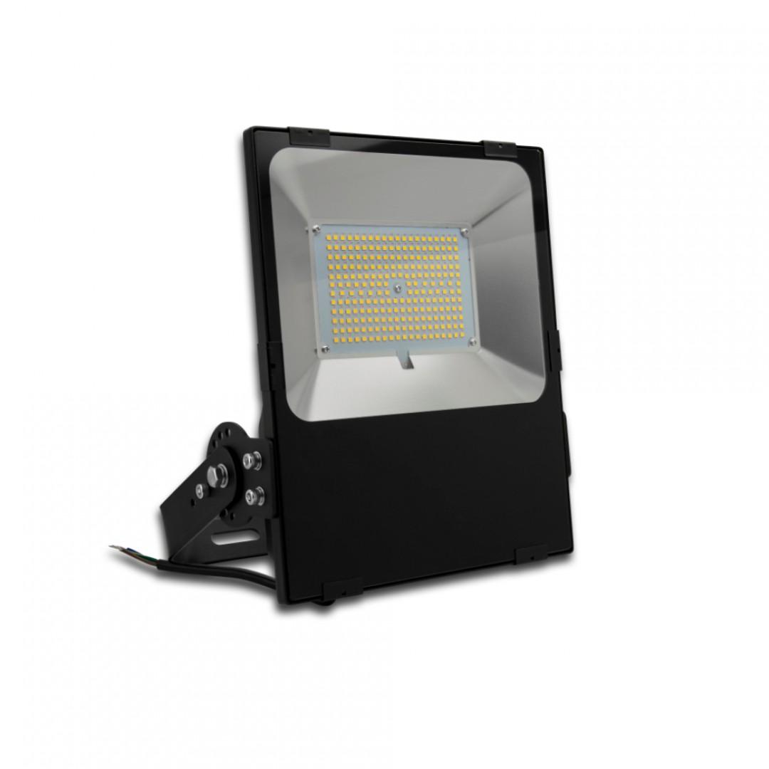 REFLEKTOR LED - 150W, 20000LM, 4000K - CRNI - IP66 - GE LIGHTING