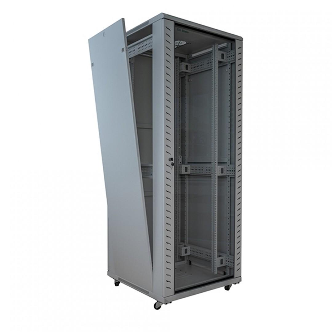 """ORMAR KOMUNIKACIJSKI - 19"""" - 42U - 2000X800X800MM - SIVI - 601S - ELLABO"""