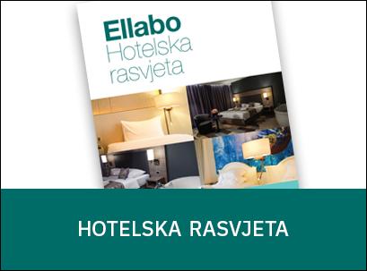 [katalog] Hotelska rasvjeta SPECTRO - 2020