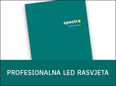 [katalog]  Vanjska, industrijska i sportska rasvjeta SPECTRO PROFESSIONAL