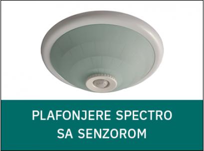 [predstavljamo] Plafonjere sa senzorom SPECTRO